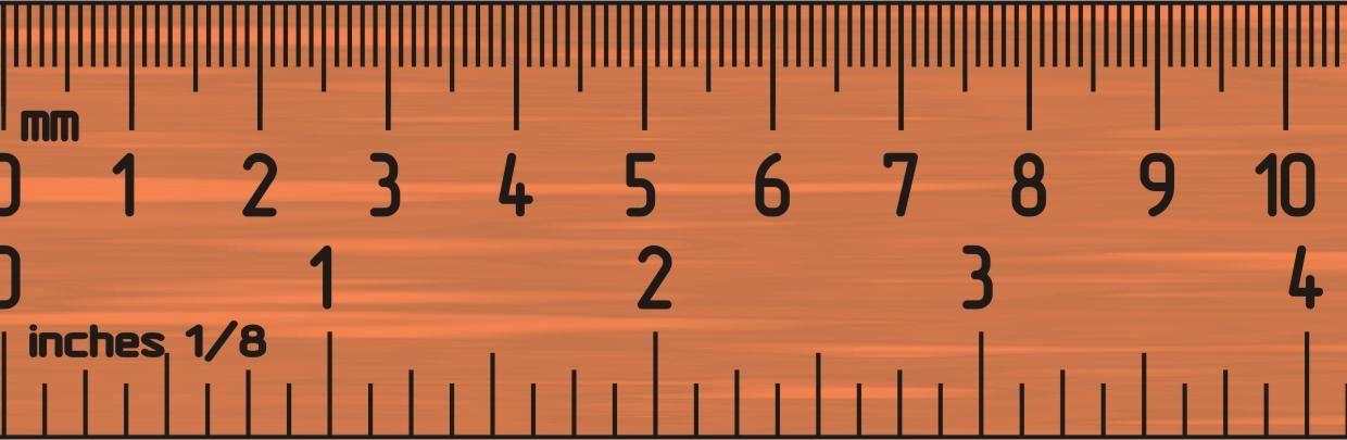 Iruler Net Online Ruler That Automatically Determines The Size Of