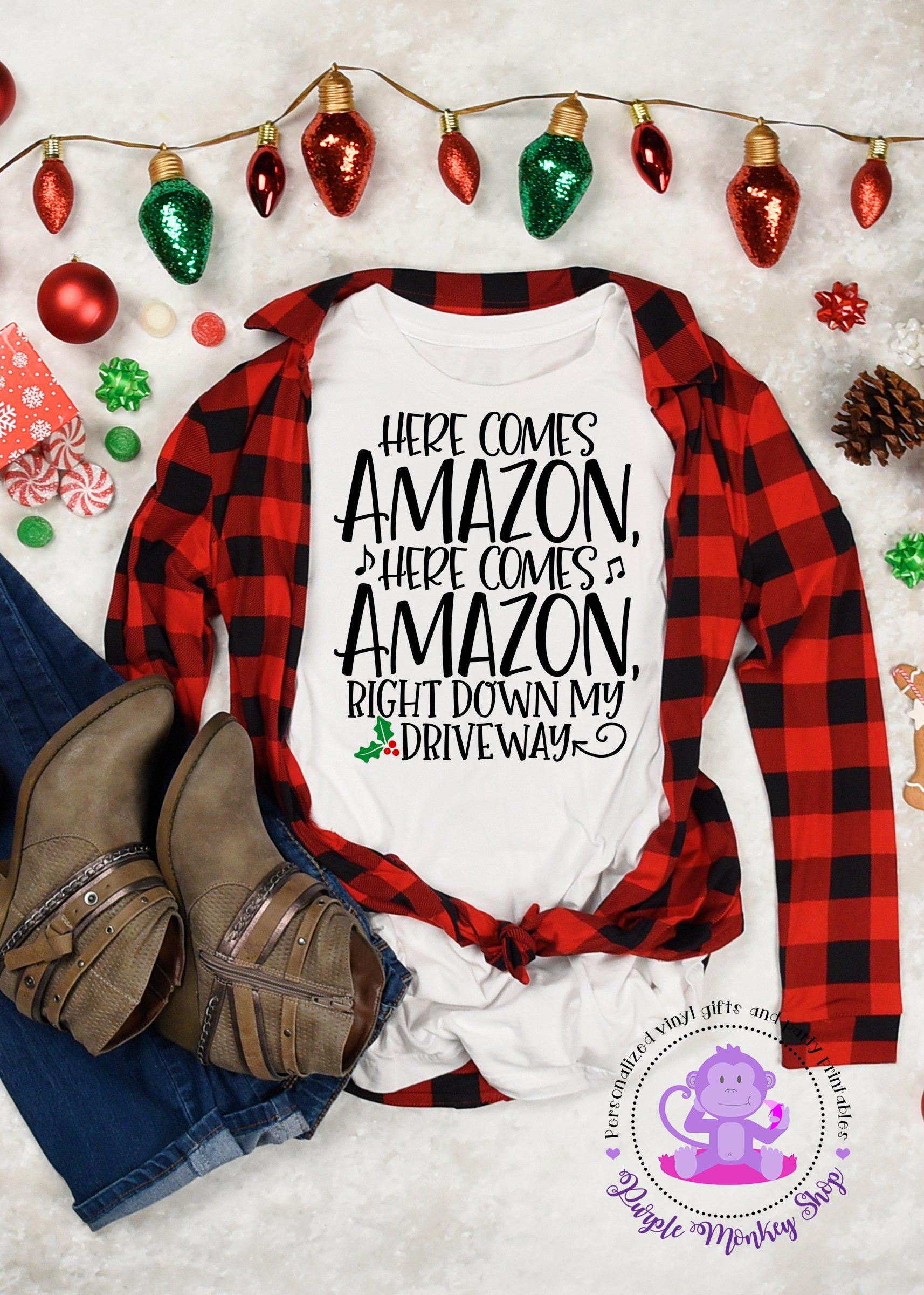 Here Comes Amazon Here Comes Amazon Right Down My