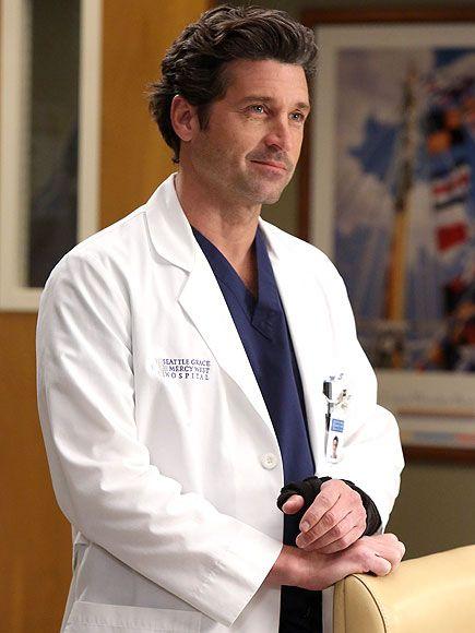 Patrick Dempsey Lands Post Grey's Anatomy Role in Bridget Jones's Baby: Report
