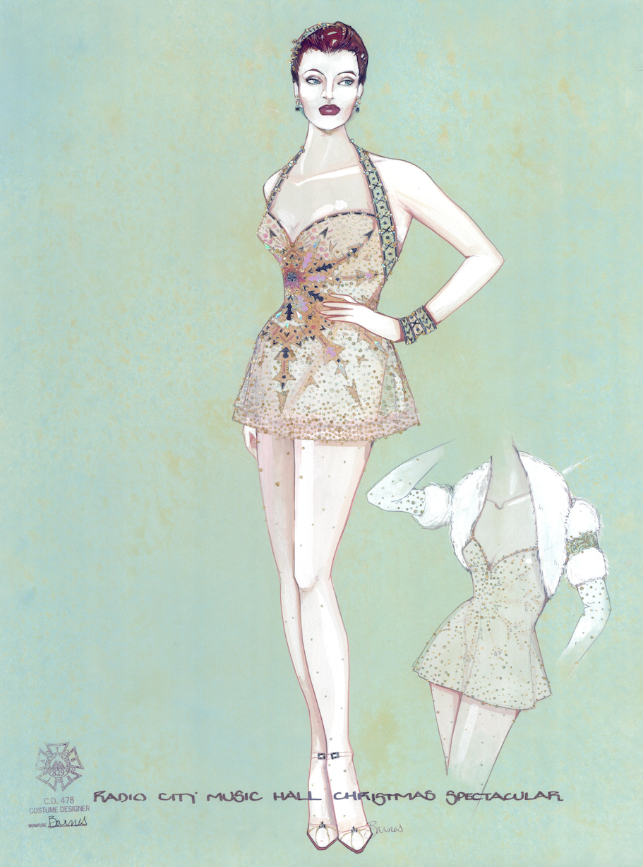 Radio City Christmas Spectacular Costume design, Fashion