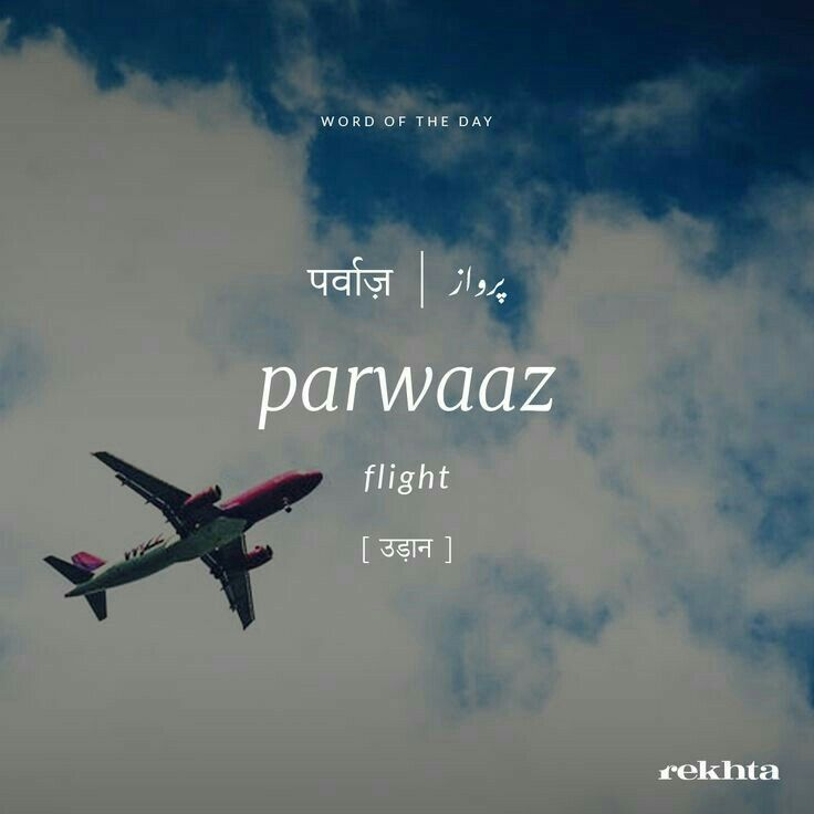 Pin by Angad on उड़ान | Urdu words with meaning, Hindi