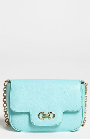 dde96394fd Salvatore Ferragamo  Fancy  Leather Shoulder Bag available at  Nordstrom