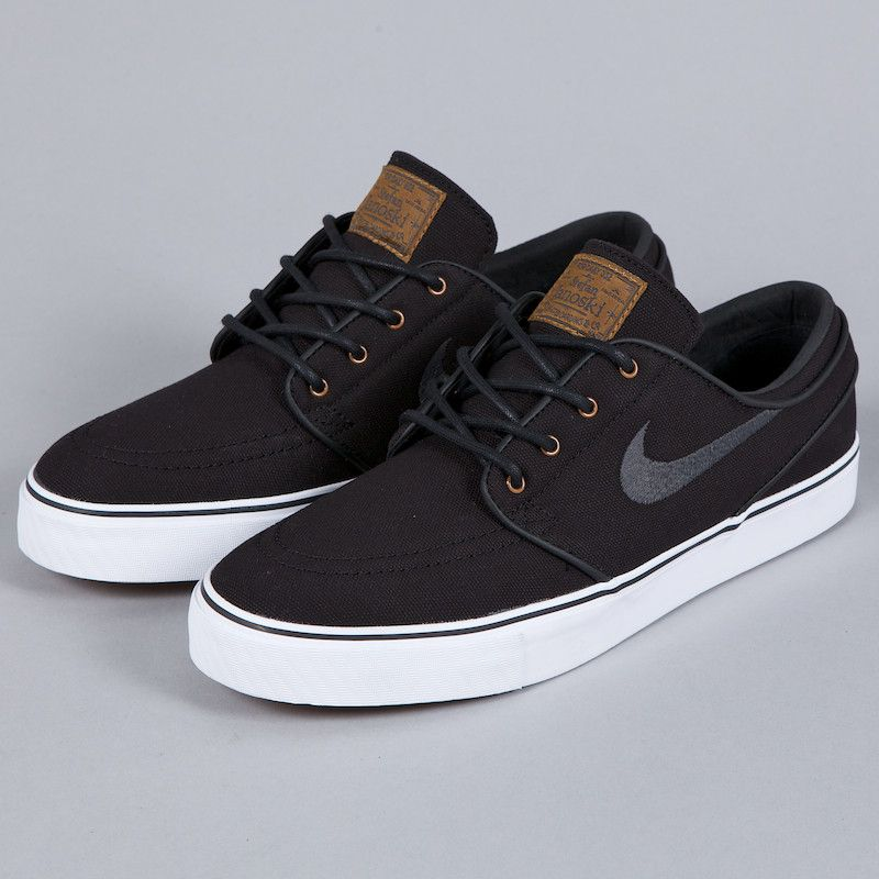 f7cab33b951 NIKE SB STEFAN JANOSKI BLACK   ANTHRACITE   LIGHT BRITISH TAN ...