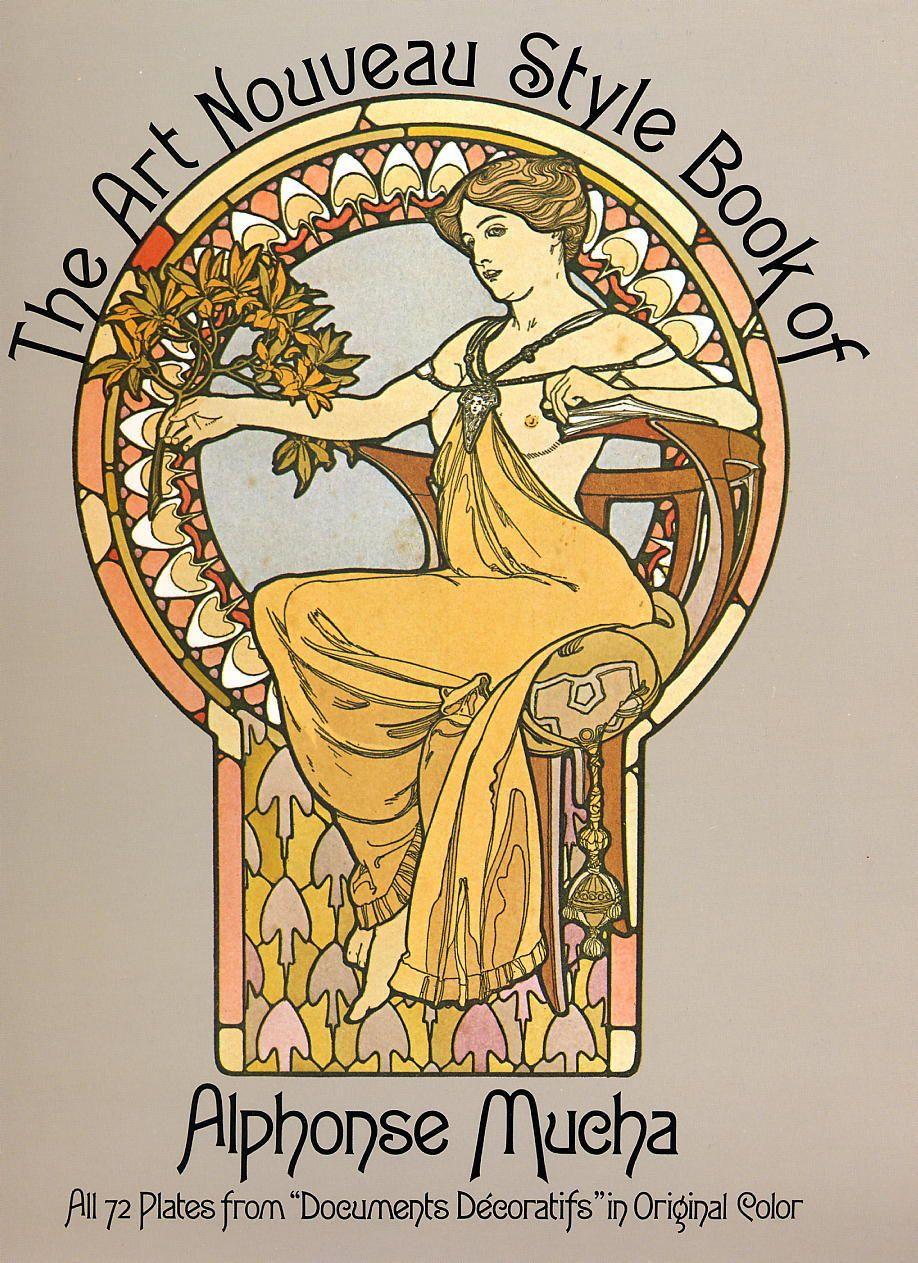 Art Nouveau Graphic Design