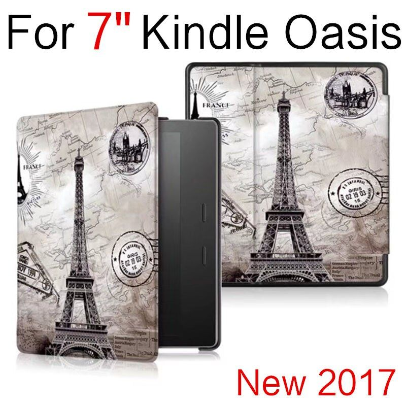 "Case For Amazon 7"" Kindle Oasis Smart Cover Protective New"