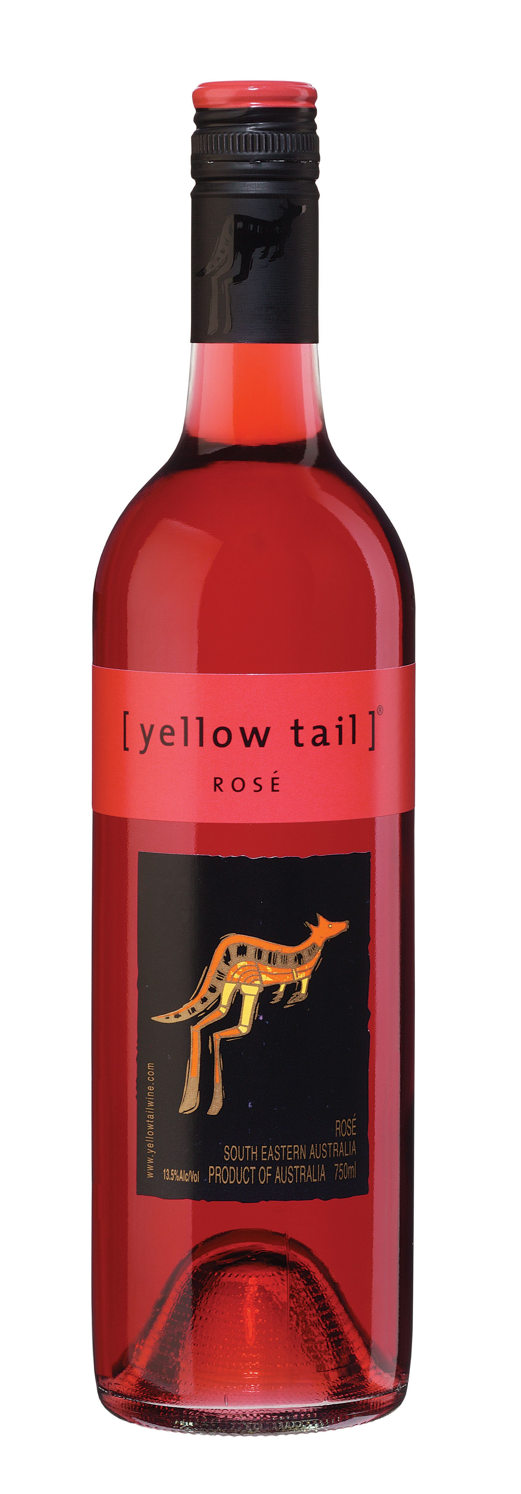 I Enjoyed This Bright Dry And Fruity Dry Rose Recently It Was Delicious Wine And Liquor Yellow Tail Wine Wine And Spirits