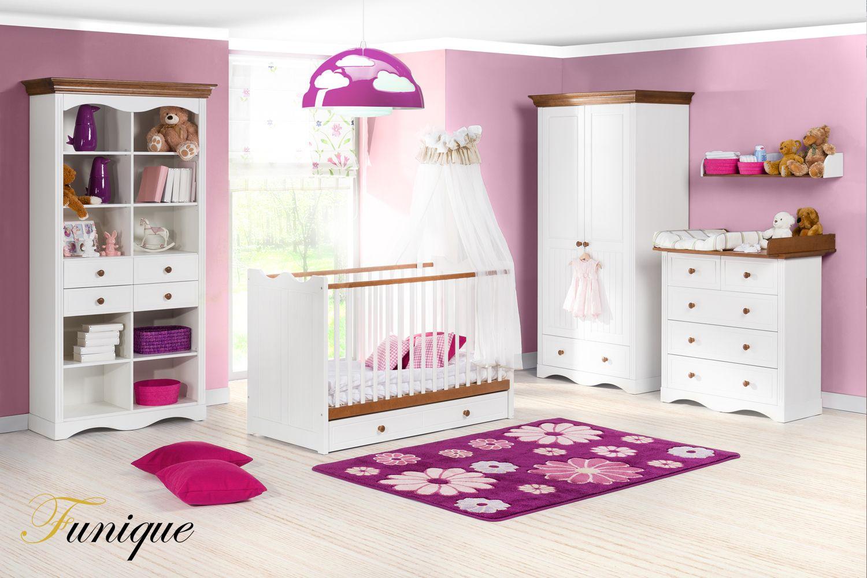 Sweet Innovative Babystyle Aspen Nursery Furniture Set Zoom