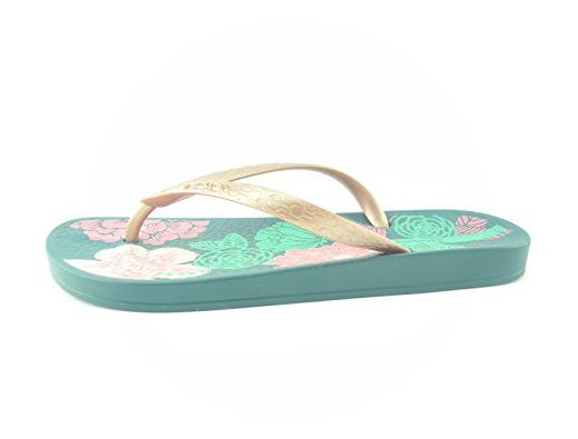 Zehensandalen für Damen und Kinder, lässige Designer-Schuhe für den Strand, mehrfarbig - rose - Größe: 32 EU-38 EU