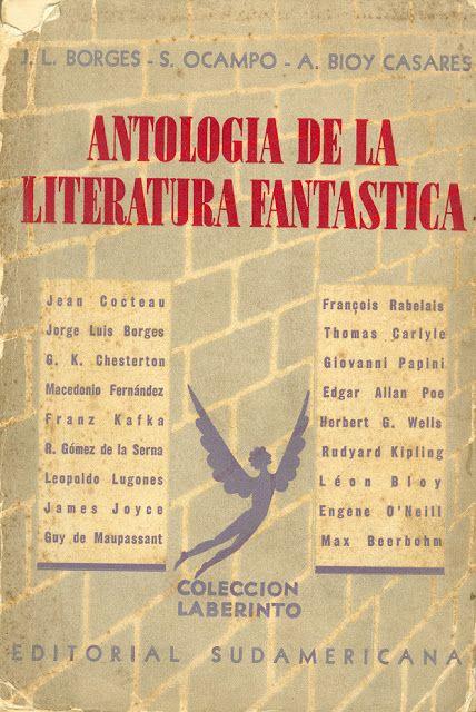 Collaboration Literatura Fantastica Literatura Borges