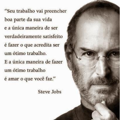 Tag Frases De Steve Jobs Sobre Trabalho Em Equipe