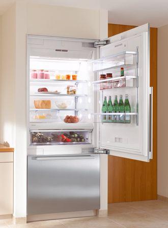 Genial Miele 30 Inch Counter Depth Refrigerator KF1801VI