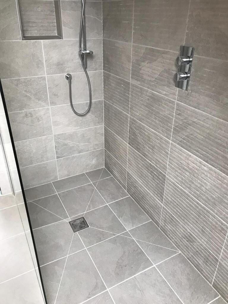 Bathroom Tile Flooring Ideas For Water Flow Wet Room Drain Engineering Discoveries In 2021 Bathroom Construction Wet Rooms Tile Bathroom Wet room shower design