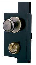 Security Door Knob Set - Antique #1 (Security Storm Door Hardware ...
