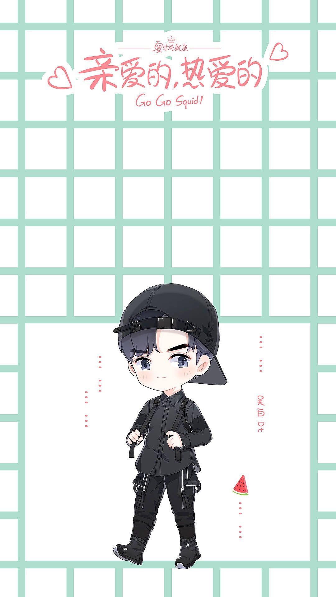 Pin By Dương Hiện On Go Go Squid Cute Love Memes Anime Chibi Anime Love Story