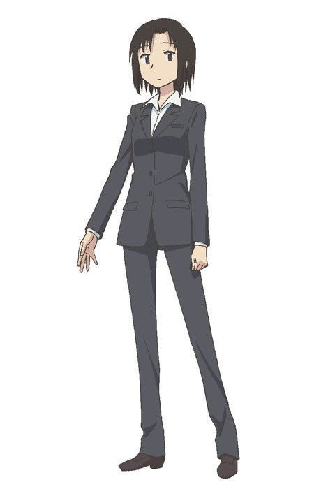 Pin On Suits Anime