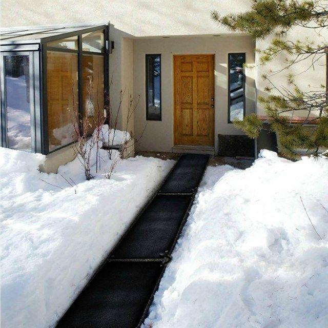 Best Let It Snow Gadget List Snow Melting Mats Outdoor 400 x 300