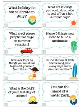 picture about Printable Summer Trivia Questions and Answers named Summer time Trivia Issues Online games for young children of all ages