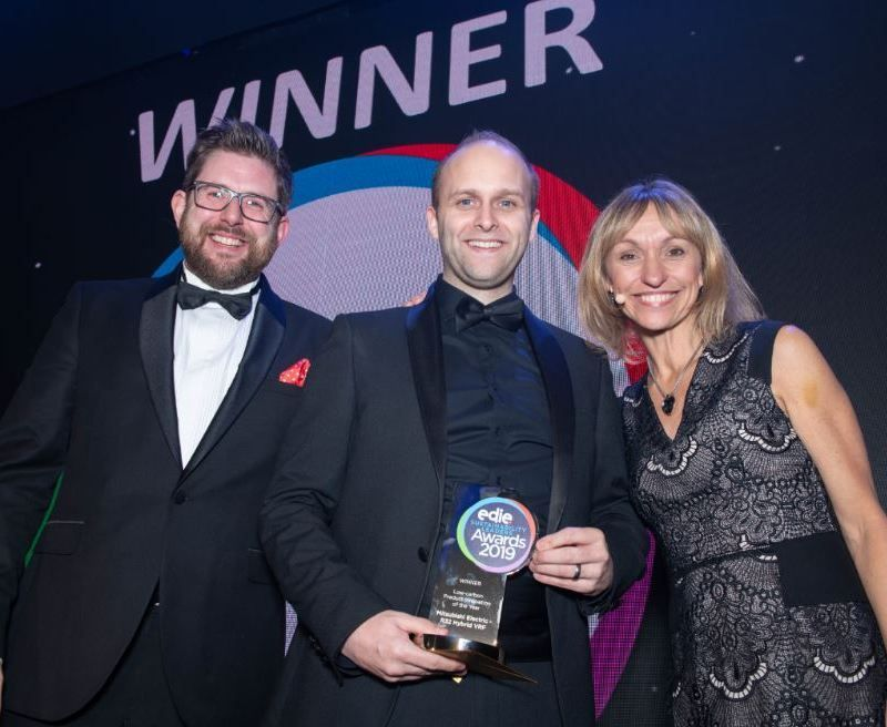 R32 Hybrid VRF enjoys success with recent award win