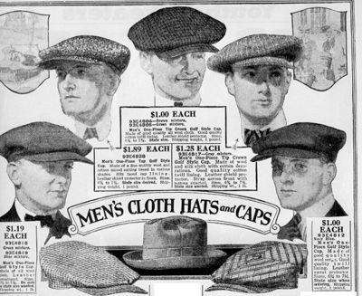 8614d661 1920's men - Google Search | Moda masculina | Mens caps, News boy ...