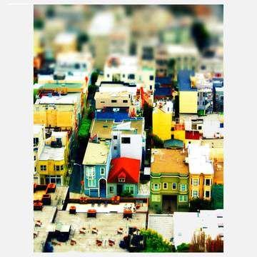 Mini City  by Shannon Clark