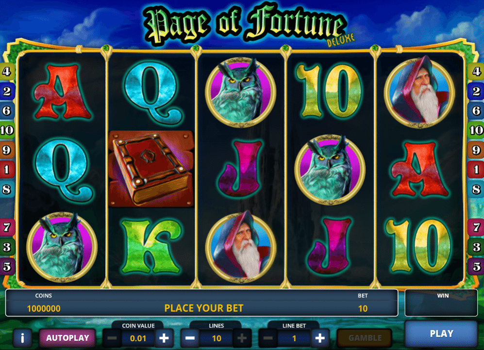 Spiele Circus Of Fortune - Video Slots Online
