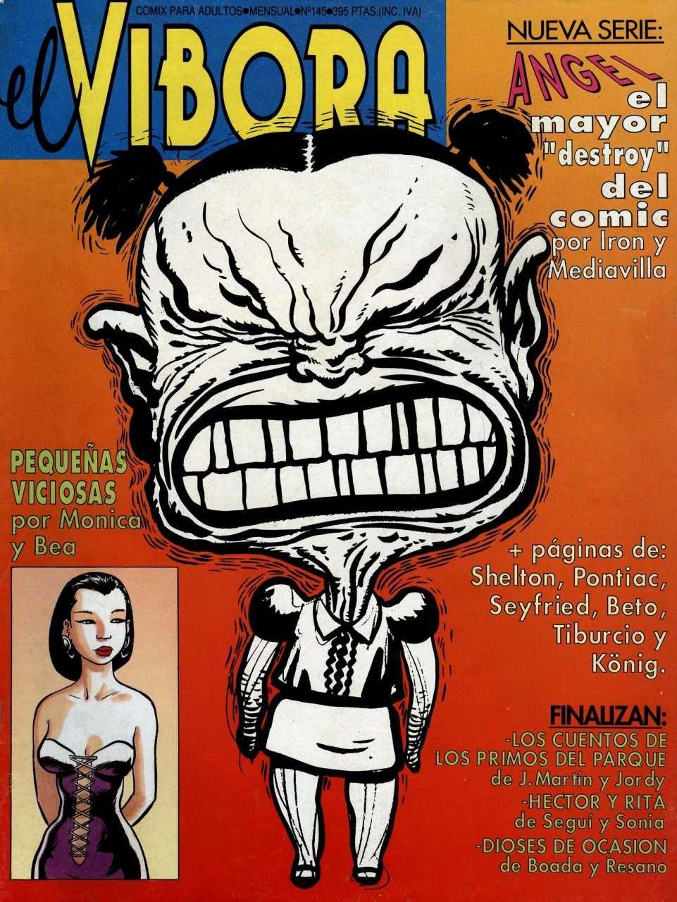 El Vibora #145