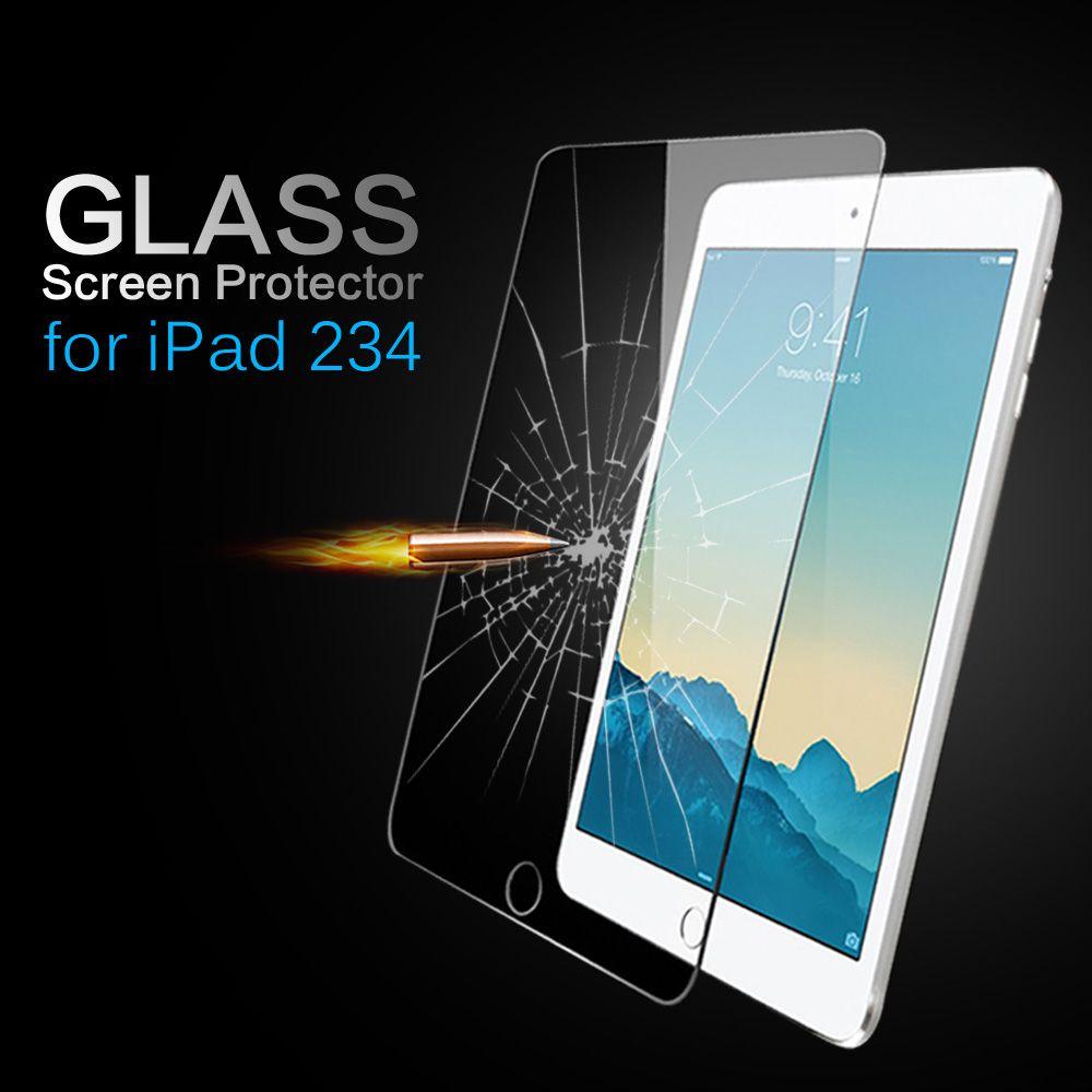 Temper Glass Screen Protector for iPad Air iPad Air 2 Premium Quality