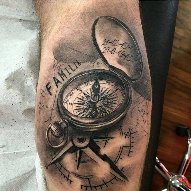 55 Inspiring In Memory Tattoo-Ideen - Halten Sie Ihre Liebsten Close  #close #halten #ideen #inspiring #liebsten #memory #tattoo
