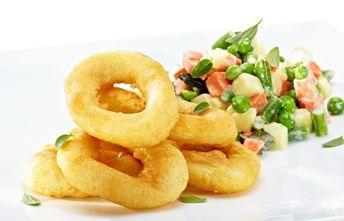 Caprichos do Mar no Forno com Salada Russa - Receitas Pescanova