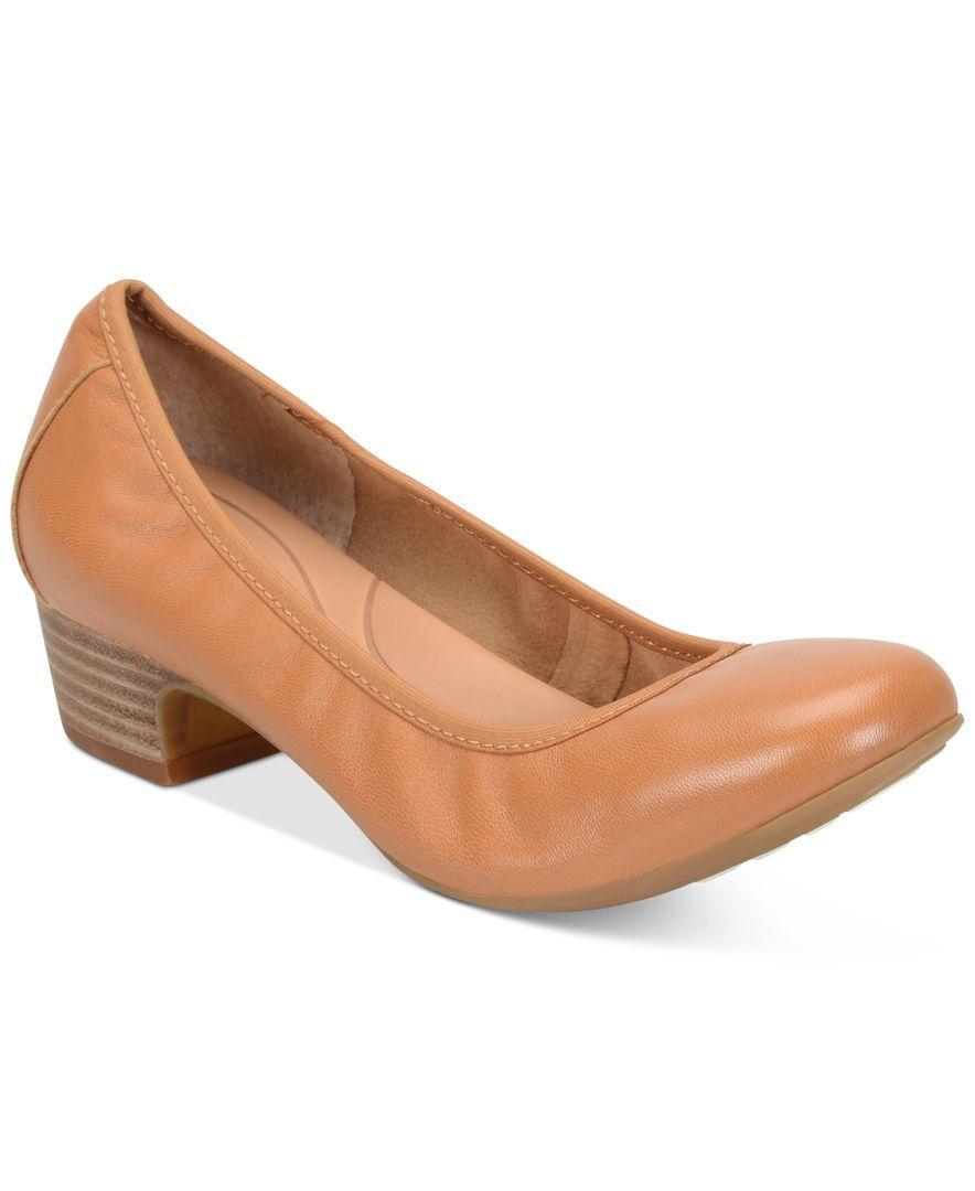 1f05afe7db7 Born Viviette Kitten Heel Pumps - Sandals - Shoes - Macy s