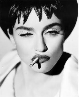 Madonna by Herb Ritts (© Herb Ritts Foundation)