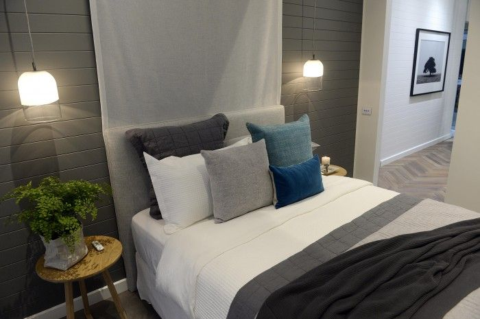 The Block Master Bedroom 2014 the block glasshouse – bedroom and study reveal   the block 2014