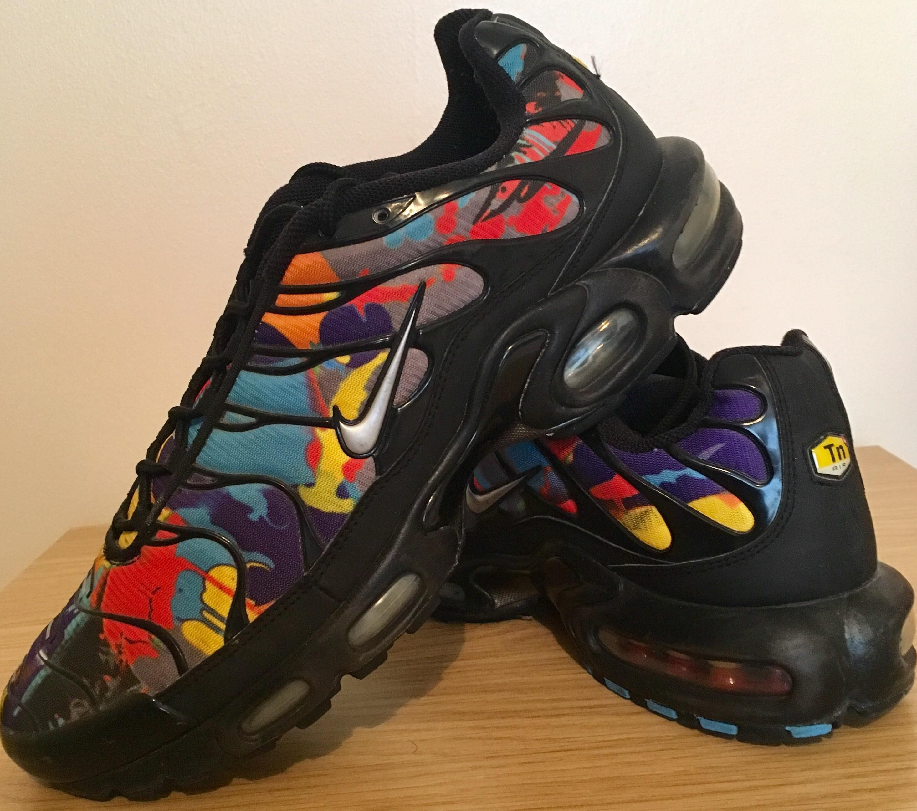 A Decade Old - Nike Air Max TN Hammerhead