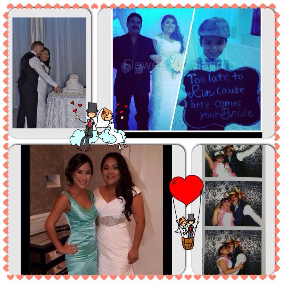 Wedding fun 4-25-15