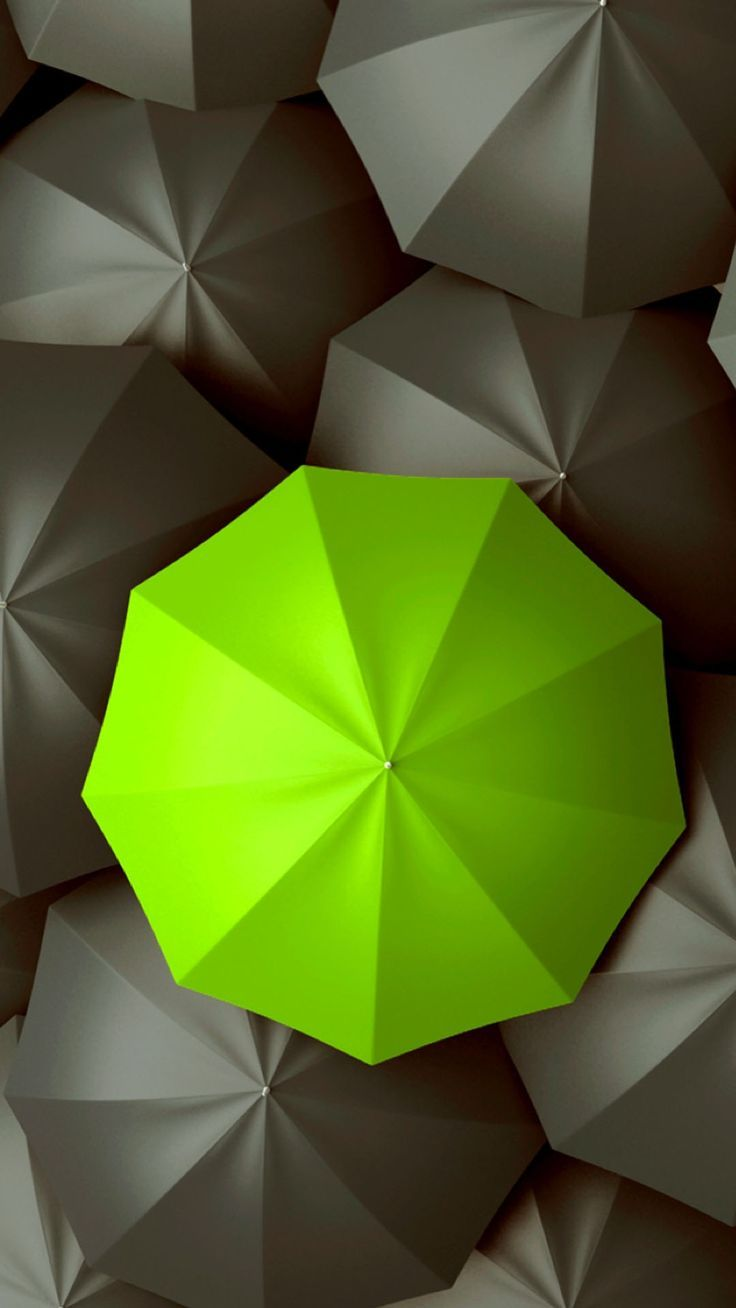 touch of green umbrella   touch of color   Pinterest