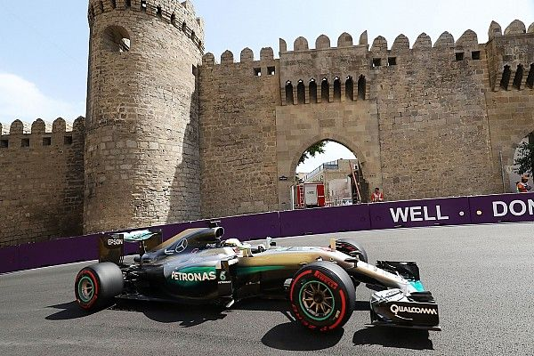 Spectacular Baku Is Just What F1 Needs Wolff Mercedes Amg Grand Prix Art Amg