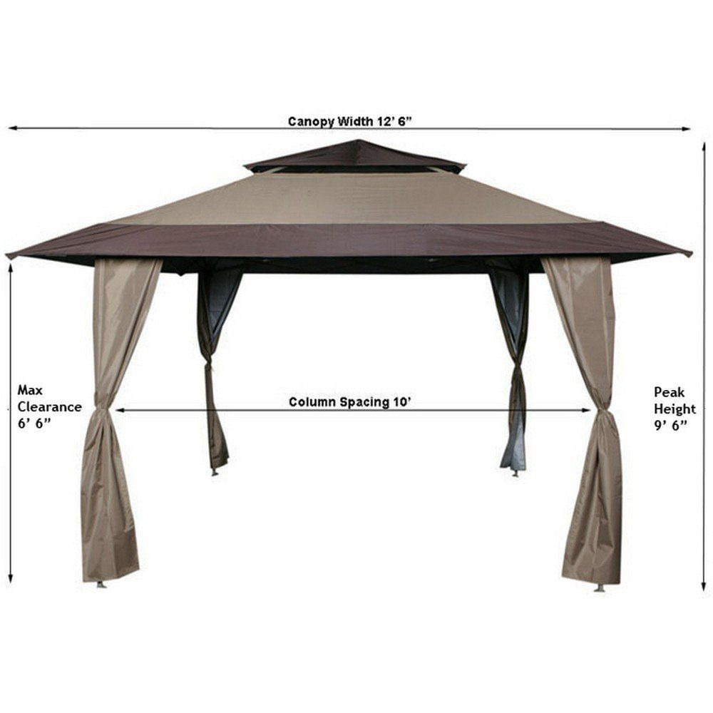 Amazon.com  13 x 13 Pop-Up Canopy Gazebo. Great for Providing  sc 1 st  Pinterest & Amazon.com : 13 x 13 Pop-Up Canopy Gazebo. Great for Providing ...