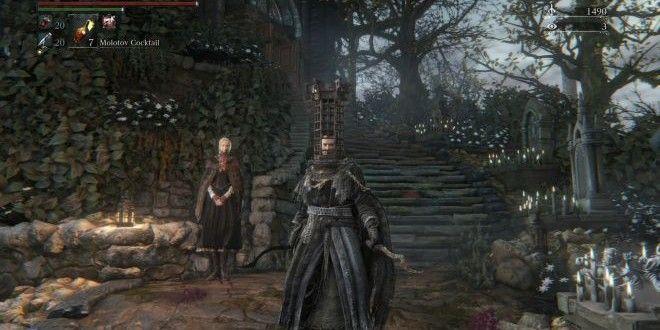 Bloodborne Review Prepare To Die Again Bloodborne Game