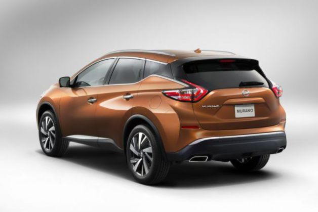 2018 Nissan Murano Review Specs Changes Nissan Suv Suv Comparison