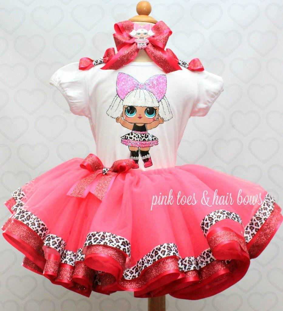 Diva lol surprise doll tutu setdiva lol surprise outfit