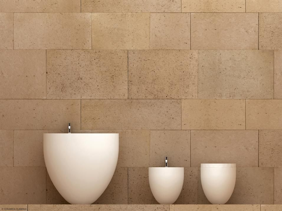 Bagno Rilassante ~ Resina pietra e ceramica suggeriscono spazi rilassanti. per