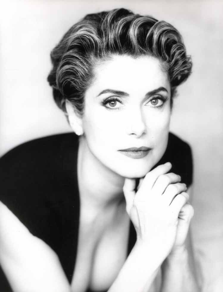 Catherine Deneuve Hair Makeup Pinterest Catherine Deneuve
