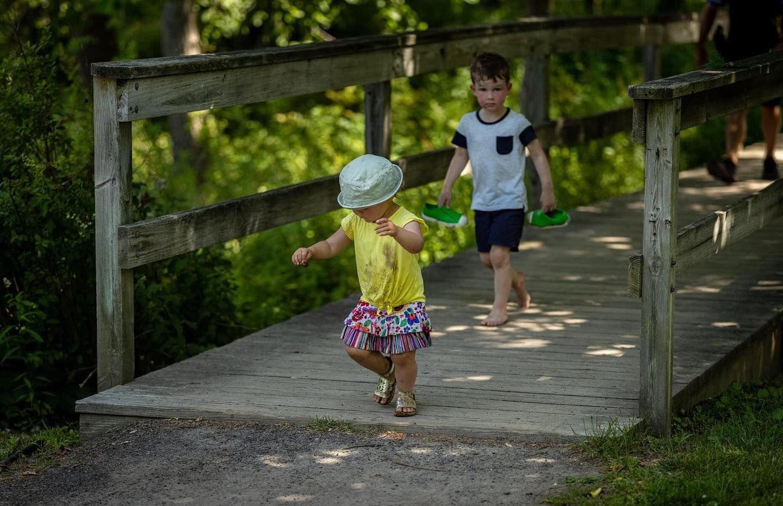 #kids #joy #walking #summervibes #summer #portsmouthnh #nh #leicas3 #leicaphotography #leicacamera