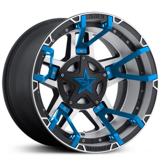 Xd Series Xd827 Rockstar 3 Cool Jeep Wheels Jeep Rims