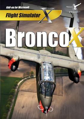 Microsoft Flight Simulator X Bronco X Addon   Flight Sim X