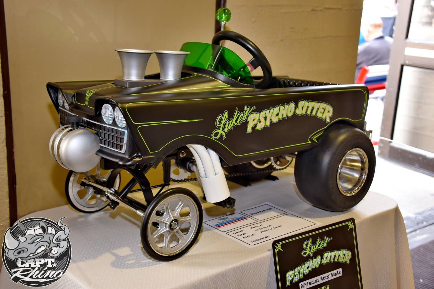 Mighty Cool Gasser Pedal Car Pedal Cars Pedal Cars Cars