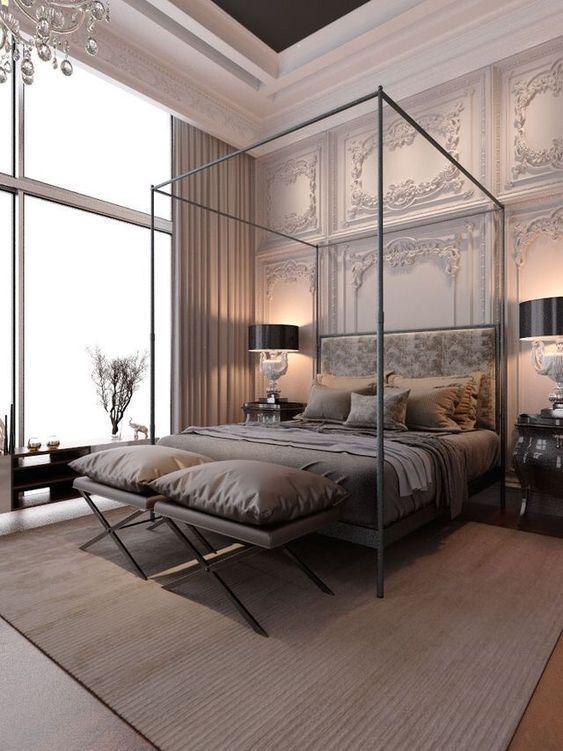 Arquitectura Luxurious Bedrooms Luxury Bedroom Master Modern Bedroom Design