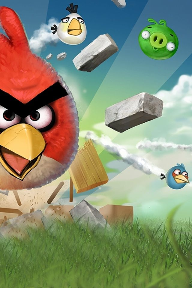 Angry Birds 3d Live Wallpaper Android Apps Games On Android Wallpaper Angry Birds Birds