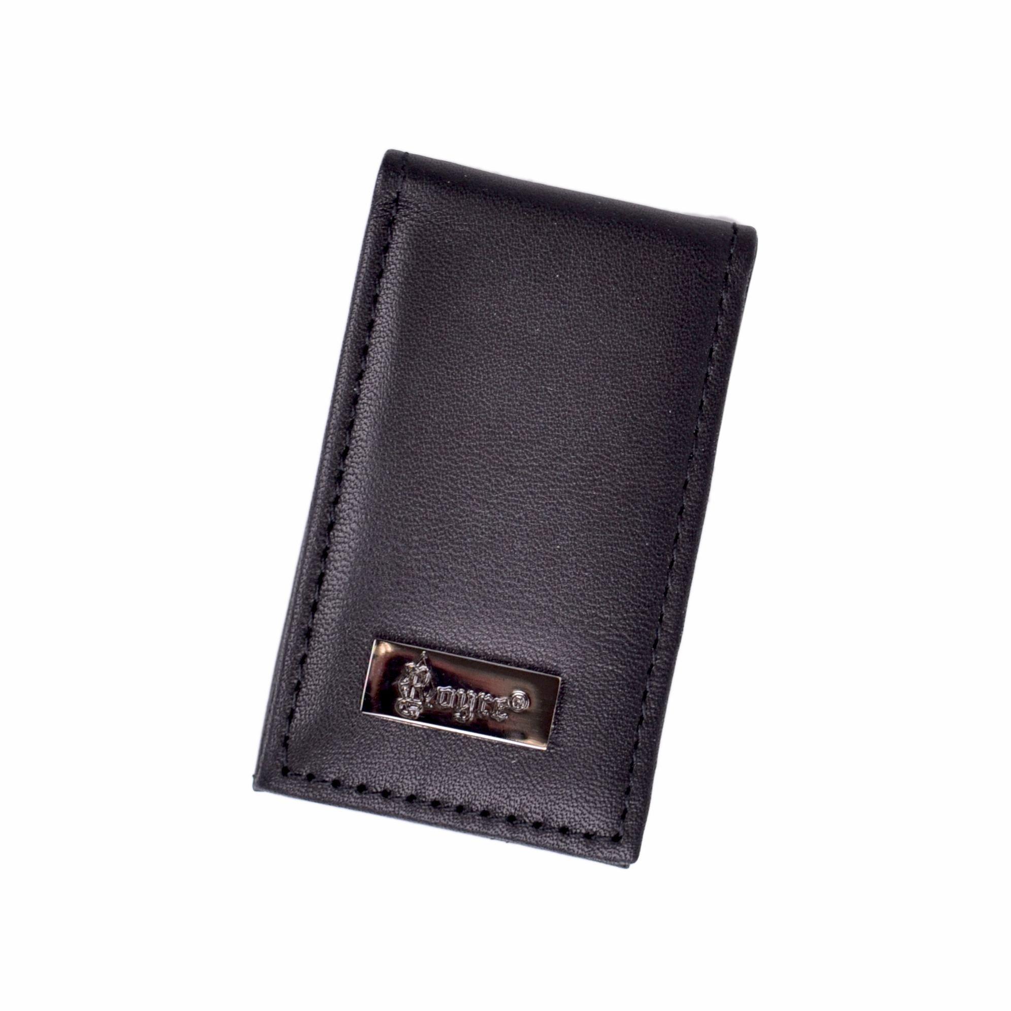 Royce Slim Magnetic Money Clip in Genuine, Adult Unisex