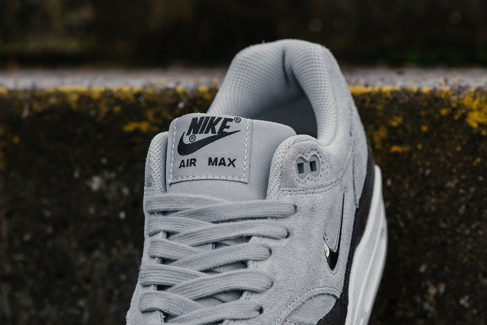 the latest a80eb b550a Pewter · Plush · Wolf · Metallic · Smooth Skin · Product Name  Nike Air Max  1 Premium SC WMNS AA0512-002 Specifications  Living